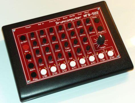 MFB-522 Drumcomputer