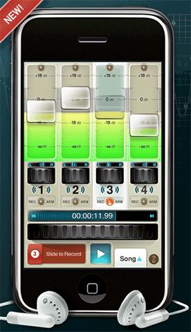 Vierspur für iPhone