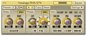 Voxengo PHA-979
