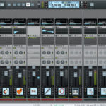 Console View von Guitar Tracks Pro USB