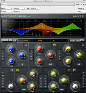 Masterworks Master EQ in DP6