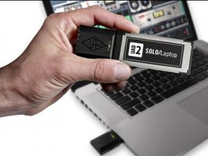 Universal Audio UAD-2 SOLO/Laptop