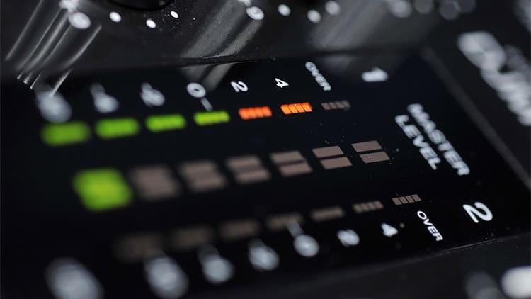 Abhörlautstärke Mastering