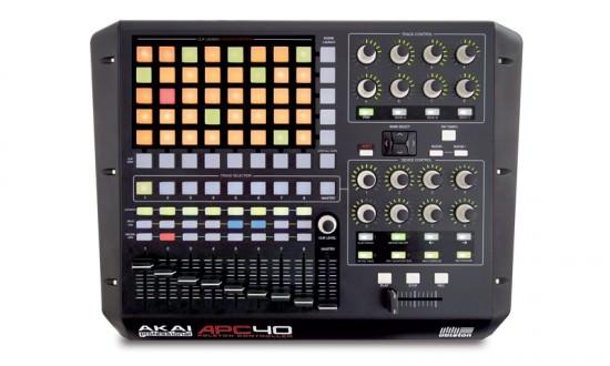 Akai APC 40 Ableton Live Controller