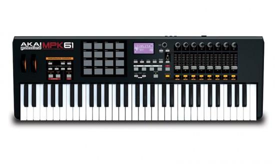 Akai MPK61 Keyboard Controller