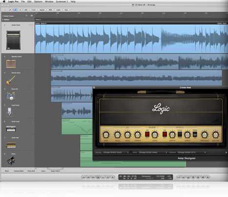 Logic Studio / Logic Pro 9