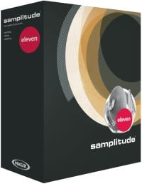 Boxed: MAGIX Samplitude 11