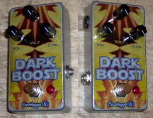 FuzzHugger(fx) Dark Boost