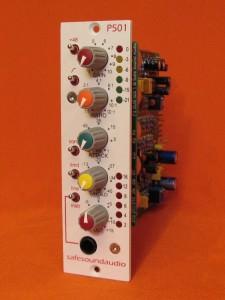 Safe Sound Audio P501