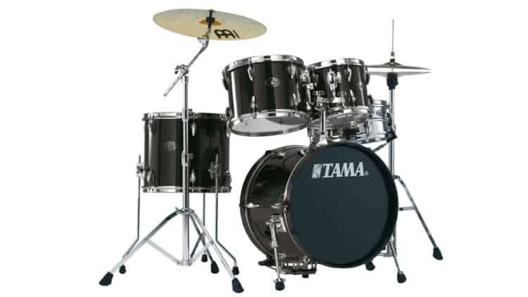 Equalizer-Einstellungen für Drums
