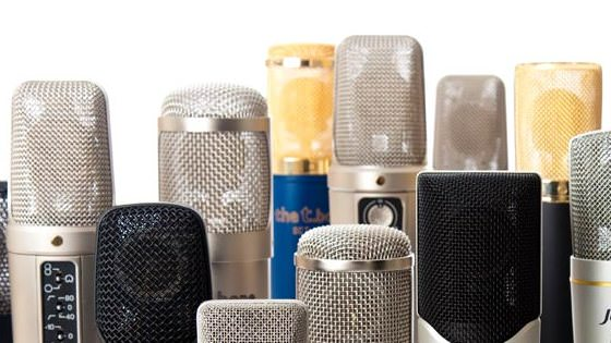 Mikrofonierung & Mikrofone
