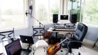 Workflow im Tonstudio