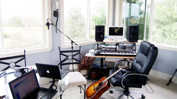 Workflow im Tonstudio
