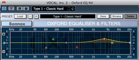 Mehr Präsenz für die Vocals beim Gesang abmischen