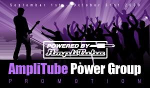 IK Multimedia AmpliTube Power Group Promotion