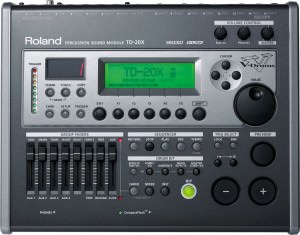 Roland TD-20X Percussion Soundmodul