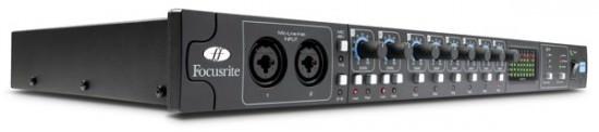 8-Kanal Digital-Wandler mit Mikrofonvorverstärker: Focusrite OctoPre MkII