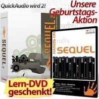 Spartipp: Sequel 2 + DVD kaufen