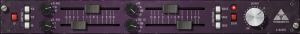 Universal Audio Trident A-Range Classic Console EQ