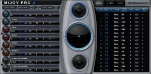 Virtuasonic MIJOY PRO 4