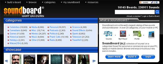 Umfangreich, inspirierend und kostenlos! Free Samples von Soundboard