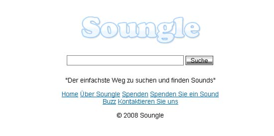 Free Samples Suchmaschine Soungle