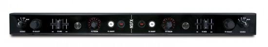 Die Front beim Numark NSFX Effektcontroller