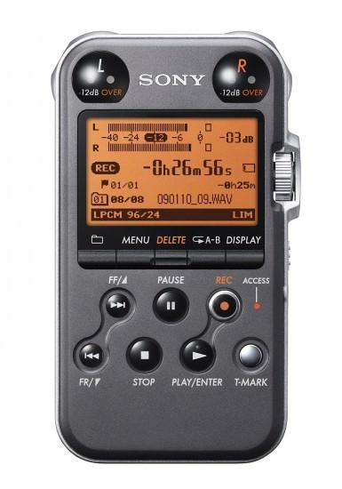 Tragbarer Recorder Sony PCM-M10 für Field-Recording