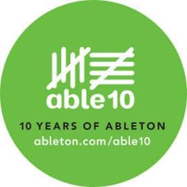 10 Jahre Ableton