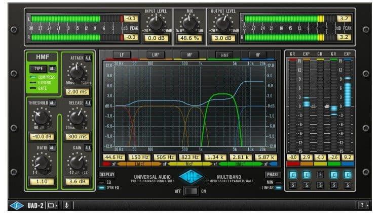 Multiband-Kompression: Der Multiband-Kompressor erklärt