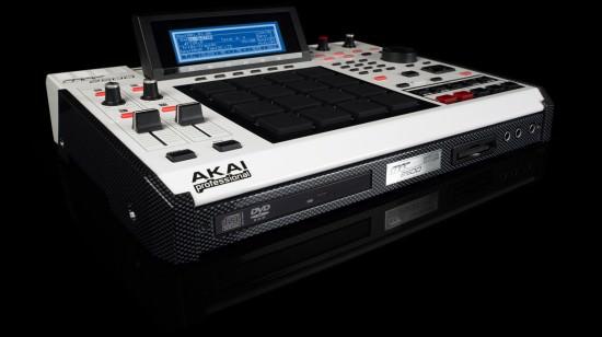 Bild von AKAI MPC-2500 SE im Profil