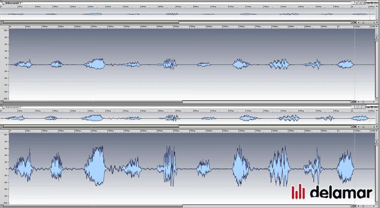 Normalisieren eines MP3s / Grundlagen Audiobearbeitung