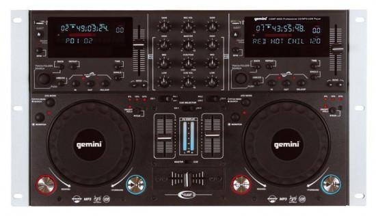 Bild von Gemini CDMP-6000 DJ Workstation