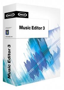 Bild von MAGIX Music Editor 3