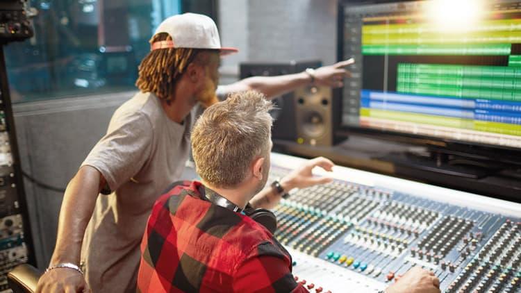 Von anderen lernen, Beats professionell erstellen zu können