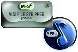 MIDI File Stripper