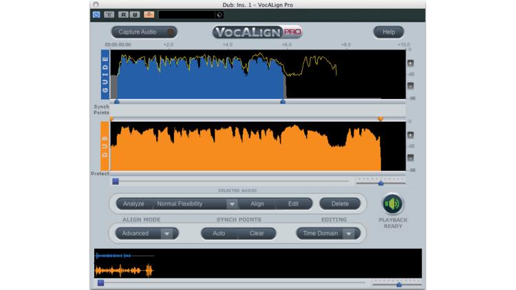 Synchro Arts VocAlign Pro