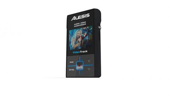 Alesis VideoTrack Recorder für Social Media Webseiten
