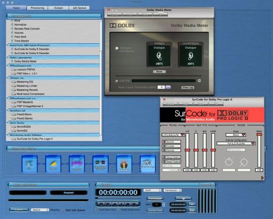 AudioTools AWE Audio Workflow Engine