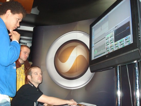 Avid Creation Tour 2010 Pro Tools