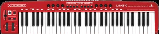 Neuer Behringer UMX610 Keyboard Controller