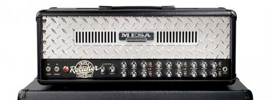 Die neuen Mesa/Boogie Rectifier werden auf der NAMM 2010 vorgestellt