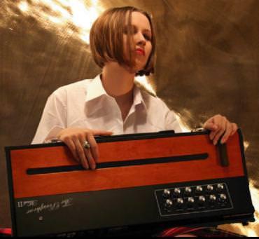 Eowave Persephone markII duophonic Ribbon Synthesizer