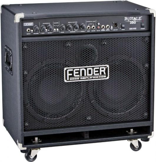Frontansicht des Fender Rumble 350