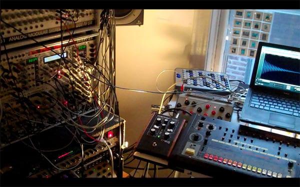 So wurden die free Sample Packs der Roland TR-808 aufgenommen