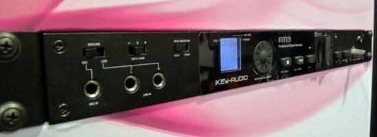 iKEY Audio RM3 portabler Recorder für mobile Aufnahmen