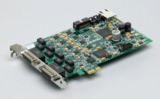 Lynx AES16e-50 PCI Express Audio Interface