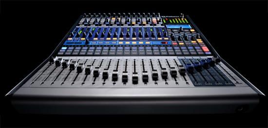PreSonus StudioLive 24.4.2 Digitaler Mixer