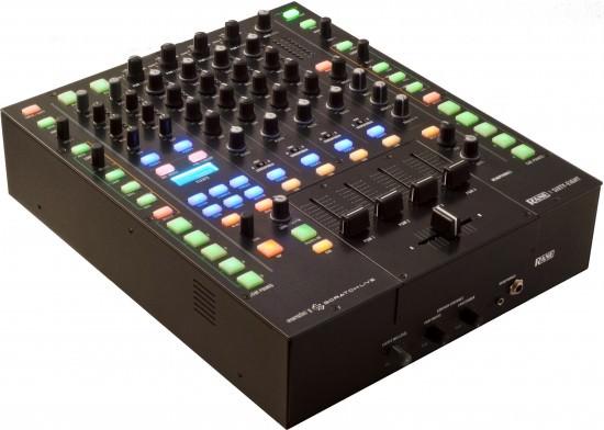 Rane Sixty-Eight DJ Mischpult mit vier Kanälen