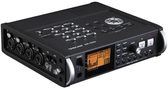 TASCAM DR-680 digitaler Multitrack Recorder